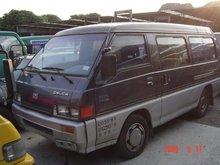 carro usado van mitsubishi