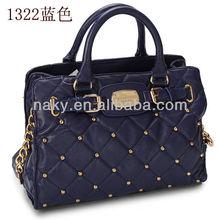 2013 latest design M&K handbags Hamilton large chain handbags and travel tote for women