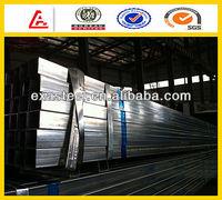 Welding GI Rectangular Steel Tube