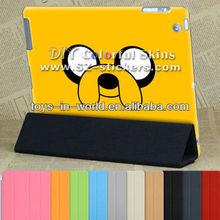 dog design case for iPad 2 3 4