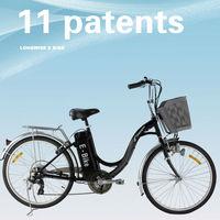 CE EN15194 250W Brushless electric motorbike
