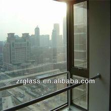 High quality office sliding glass window