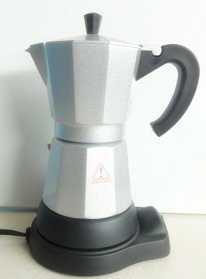 Italian Coffee Maker Electric : Traditional Italian Style Electric Coffee Maker