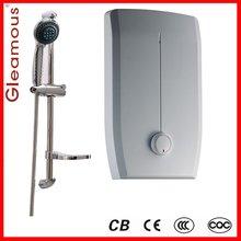 CE approval super slim shower water heater GL7 model
