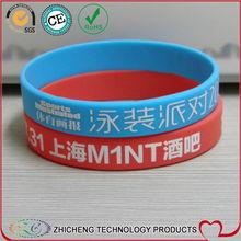 Party fashion 202*12*2mm Silicone Bracelets