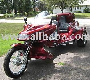2002 Custom Built Motorcycles Chopper