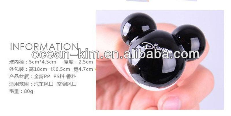 Car Perfume Vehicle-Mounted Fragrance 2pcs/Pair As Fashion Car Air Freshener