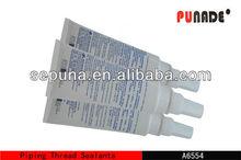 A6554 anaerobic red liquid pipe thread sealant manufacturer