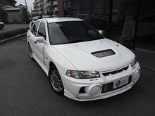 Mitsubishi Lancer GSR Evolution 4 car