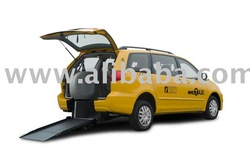 NEW Taxi Handicap Wheelchair Mobility Van Accessible Vehicle