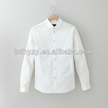 vintage button down shirt cotton oxford