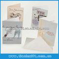la música de la boda tarjetas de invitación