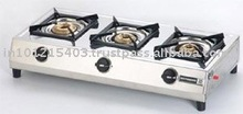 three burner gas stove / gas stove 3 burner