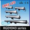 CREE high power led light bar waterproof IP68 RGD1043 vw polo headlight