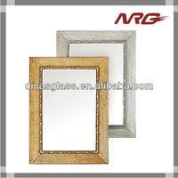 Craft square mirror
