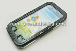 Phone Water Proof Case S4 Waterproof Skin Case cover for Samsung Galaxy SIV i9500