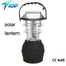 New Super Bright 3 Modes Hand Crank 36 LED Solar Lantern