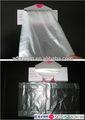 de plástico transparente alimentos saco em caixa distribuidora