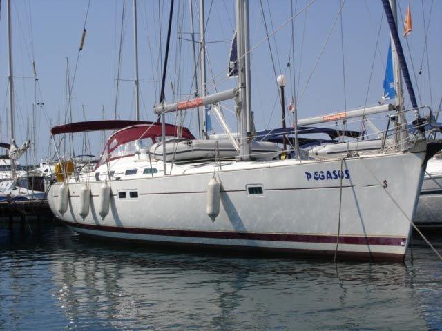 Sailing Yacht Beneteau Oceanis 473