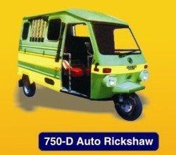 Vikram 750 D Autorickshaw