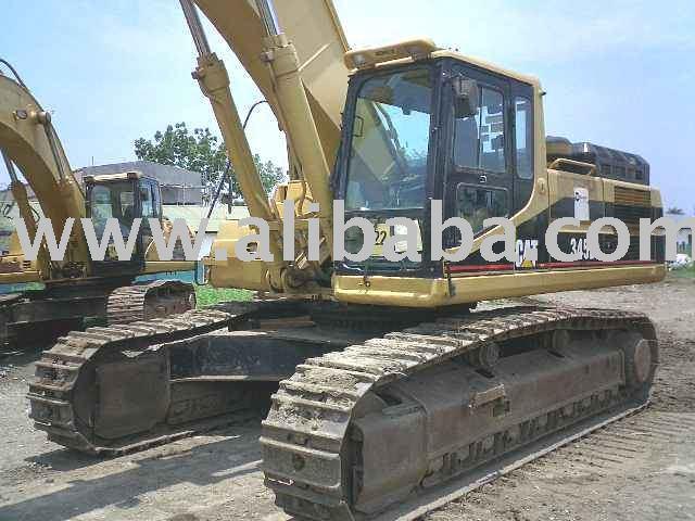 2003 345bl cat excavadora de número de serie: akx00337