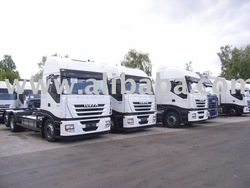 Iveco tractor truck Stralis AS Cube E5 - AS-L 440 S 50 T/P