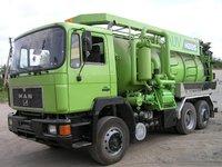 municipal truck