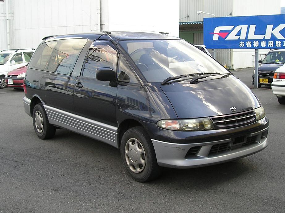 Toyota Estima Lucida (J)