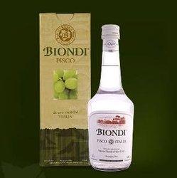 Biondi Pisco Italia brandy