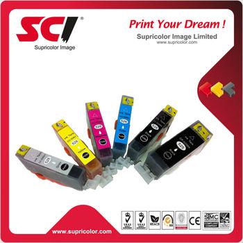 PGI-525 CLI-526 comaptible Ink Cartridge for CANON MG8150 MG6150 compatible ink cartridge PGI-525
