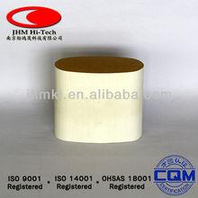 T144*68*125mm Automotive Honeycomb Ceramic Catalytic Converter