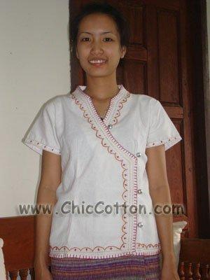 Uniformes spa uniformes para hotel id do produto 107443051 for Spa uniform bangkok