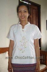 Spa uniforms buy spa uniforms product on for Spa uniform bangkok