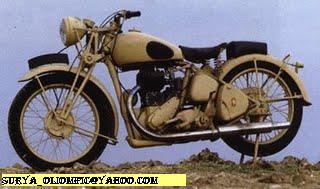 De la motocicleta
