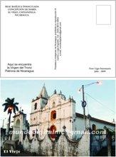 POSTCARDS OF NICARAGUA