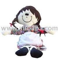 Decokids Cloth dolls