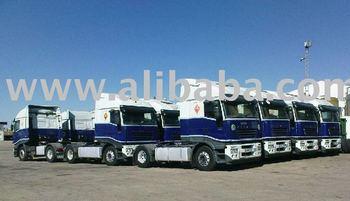 iveco stralis head trucks