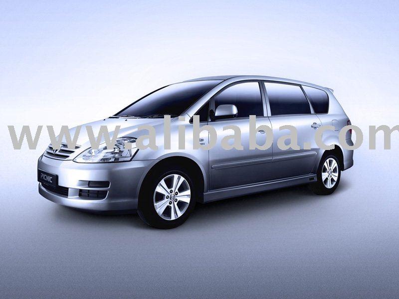 Toyota pique - nique voiture