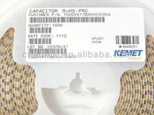 tantalum capacitor T520V477M2R5ATE009