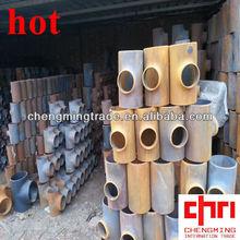 TEE, REDUCING, SCH 80, BW, SMLS ASTM A420 WPL3