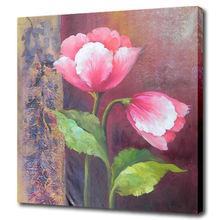Popular gift flower rose handmade oil painting