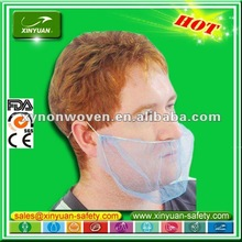 disposable Nylon beard Cover for sale