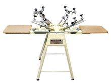 Carousel Textile Manual Printer