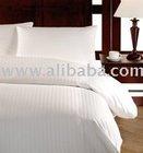 Hotel White Bedding