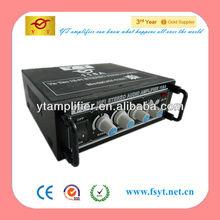 professional cheap car amplifier YT-118A&support CD/VCD/DVD input