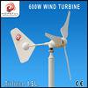 600w hybrid solar wind power generation system (off- grid)