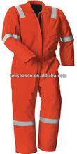Flame retardant uniform smocks