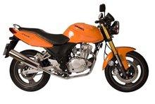 Sinnis Stealth Motorcycle
