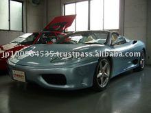 USED 02' Ferrari 360 Spider (RHD)