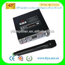 CAR AUDIO AMPLIFIER 1200 W Watts W Remote Control YT-F6